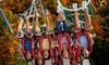 Busch Gardens Williamsburg - Williamsburg, VA: $38.50 for Admission to Busch Gardens Williamsburg, including Howl-O-Scream (Up to $77 Value)