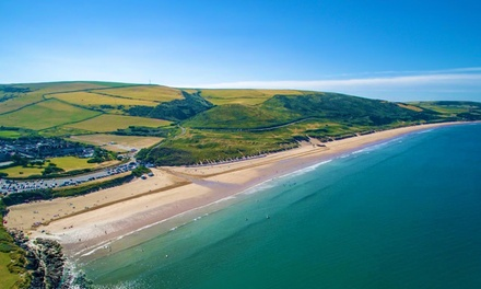 Woolacombe: SelfCatering Stay for Up to Six or Eight at Woolacombe Sands Holiday Park