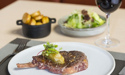 Lunch with Wine or Beer for Two People Two $59 or Three Courses $69 at Dock 18 Up to $156 Value