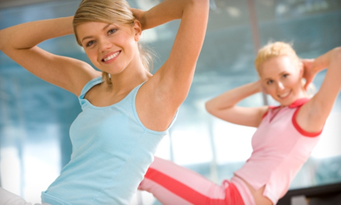 Women's World Fitness Center - San Marino: Five Fitness Classes or One-Month Membership to Women's World Fitness Center in San Marino