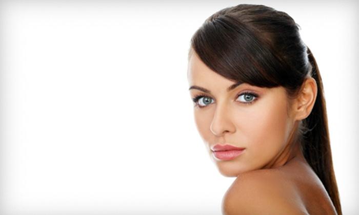 Sanctuary Hair Salon & Day Spa - Wilson: $35 for a 60-Minute Spa Facial at Sanctuary Hair Salon & Day Spa in Easton ($70 Value)
