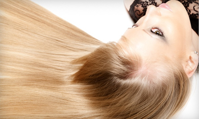 Fresh Hair - Jamaica Central - South Sumner: $129 for an Organic Smoothing Keratin Treatment at Fresh Hair in Jamaica Plain (Up to $300 Value)