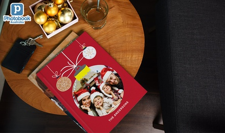 From $13.95 for a 40 Page Personalised Imagewrap Hardcover Photobook (Dont Pay up to $124.95)
