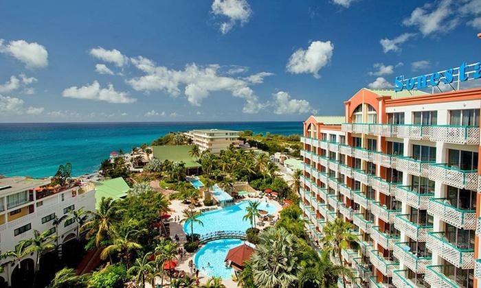 Sonesta Maho Beach Resort And Casino All Inclusive