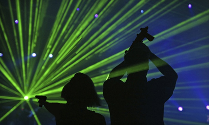 All Play - Downtown Des Moines: $15 for $30 Worth of Video-Game and Laser-Tag Play at All Play