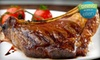 Half Off Upscale American Cuisine at America in Ripon