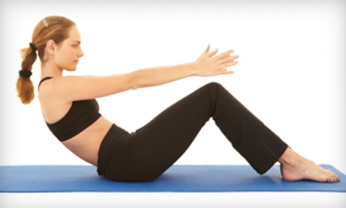 The Pilates Studio at College Park Athletic Club - Bannockburn: $65 for 10 Pilates Mat Classes at The Pilates Studio at College Park Athletic Club in Bannockburn ($150 Value)