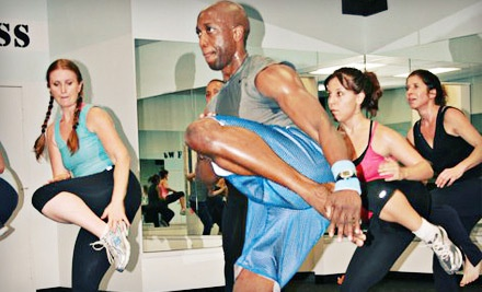 10 Fitness Classes (a $135 value) - J Raw Fitness in Westlake Village