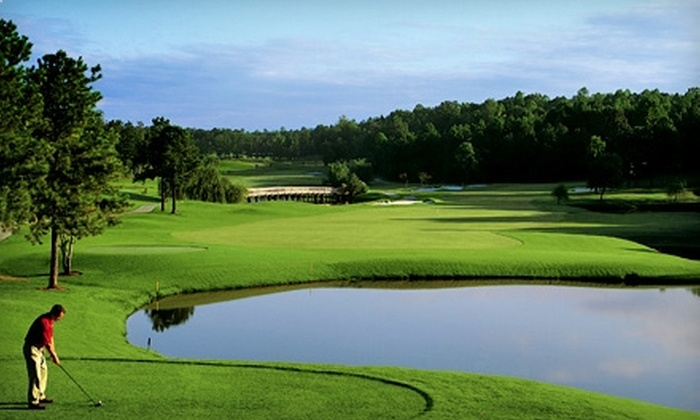Ford's Colony Country Club - Williamsburg : Golf Package at Ford's Colony Country Club in Williamsburg. Two Options Available.