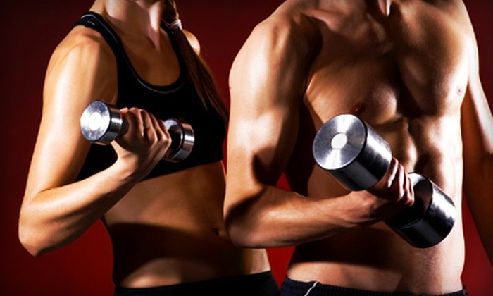 Health & Fitness In The Heights - Heights: $59 for a One-Month Membership with Unlimited Boot-Camp Classes at Health & Fitness In The Heights ($302 Value)