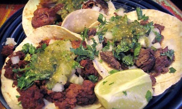 K Panchos Mexican Restaurant - Madison Woods: $10 for $20 Worth of Fresh Mexican Fare at K Panchos Mexican Restaurant in Greensboro