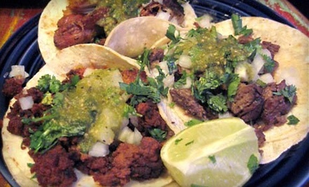 $20 Groupon to K Panchos Mexican Restaurant - K Panchos Mexican Restaurant in Greensboro