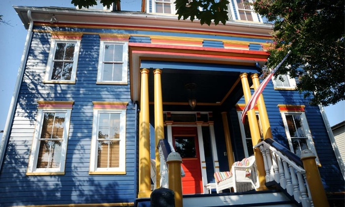 Academy Bed and Breakfast - Annapolis, MD: One- or Two-Night Stay for Two at Academy Bed and Breakfast in Maryland