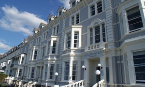 Llandudno Bay Hotel : Afternoon Tea with Prosecco for Two or Four at 4* Llandudno Bay Hotel (Up to 45% Off)