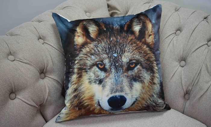 Photographic Animal Cushion