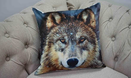 Photographic Animal Cushion