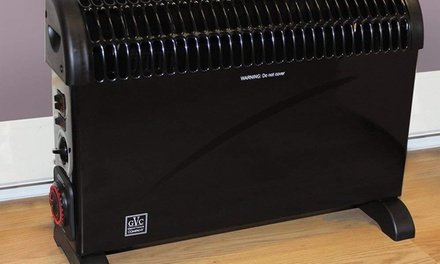 Convector Heater with Turbo Timer