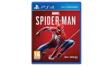 Pre Reserva Spider-Man de Marvel para Playstation Sony (envío gratuito) con envío gratuito