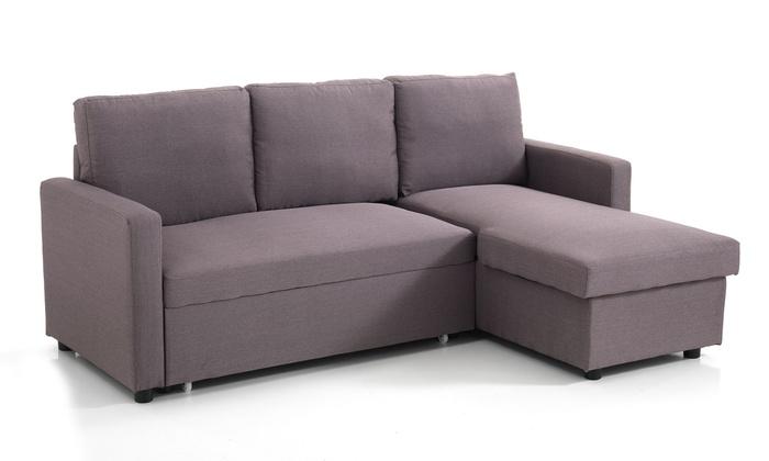 Fino a 71 su divano letto angolare tomasucci groupon - Divano letto angolare divani e divani ...