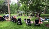 Stroller Strong Moms - DC Area - Aurora Highlands: Up to 58% Off Fitness Classes at Stroller Strong Moms - DC Area