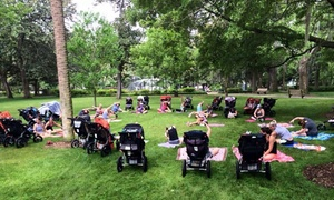 Stroller Strong Moms - DC Area: Up to 67% Off Fitness Classes at Stroller Strong Moms - DC Area