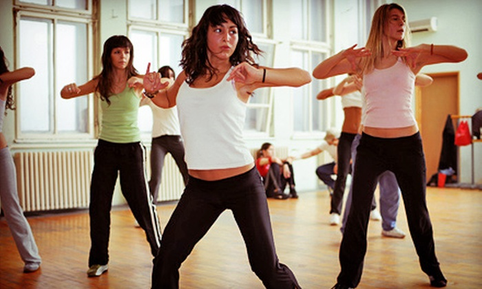 Room to Move Dance and Fitness Inc. - Port Coquitlam: C$59 for a Seven-Week Zumba Rhythms Boot Camp at Room to Move Dance and Fitness Inc. (C$140 Value)