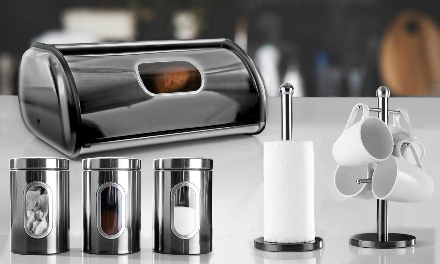 Daewoo Callisto Six-Piece Kitchen Storage Set