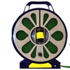 50ft Hose, Reel and Spray Nozzle