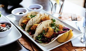 Cafe Pacifico: £50 or £100 Toward Mexican Food and Drink at Cafe Pacifico, Covent Garden (50% Off)