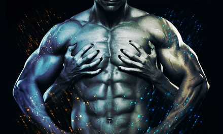 Fifty Shades Ladies Night Male Revue Show on June 14 at 9 p.m.