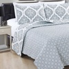 Reversible Printed Quilt Set (2- or 3-Piece)