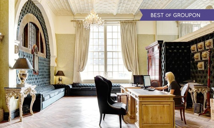 30 James Street Hotel - 30 James Street Hotel: Liverpool: 1 or 2 Nights for Two with Breakfast and Option for Dinner at 30 James Street Hotel