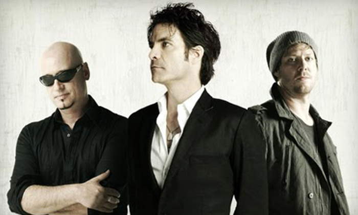Train - Cynthia Woods Mitchell Pavilion: $32 for Two to See Train at the Cynthia Woods Mitchell Pavilion in The Woodlands on September 14 (Up to $44.30 Value)