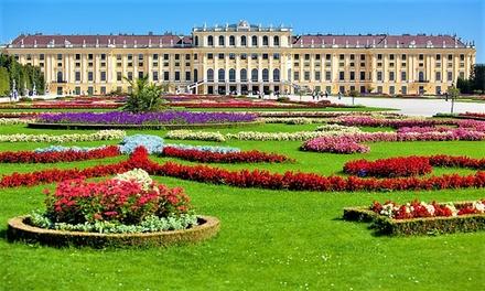 ?Vienna e Bratislava: Volo A/R da Milano e Roma 4 notti in hotel. Tasse incluse