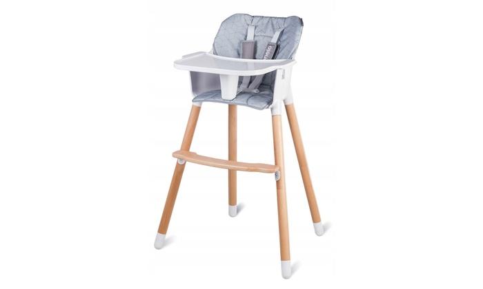 Hoge Stoel Voor Kind.Tot 20 Op 2 In 1 Kinderstoel Groupon Producten