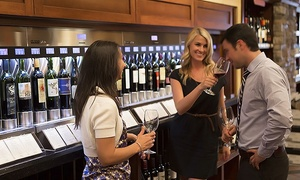 38% Off Wine Tasting at The Wine Room on Park Avenue at The Wine Room on Park Avenue, plus 6.0% Cash Back from Ebates.