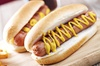 Chicago's Finest - Near North Side: Two Chicago-Style Hot Dogs with a Side at Chicago's Finest (40% Off)
