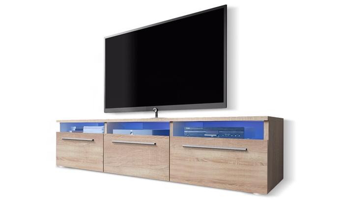 selsey tv schrank groupon goods. Black Bedroom Furniture Sets. Home Design Ideas