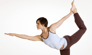 Jupiter Farms Yoga: One or Three Months of Unlimited Yoga Classes at Jupiter Farms Yoga (Up to 70% Off)