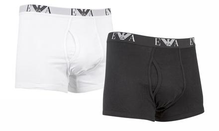 3pack Emporio Armani Boxers voor € 32,98 35%