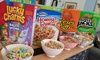 American Cereals + Heißgetränk