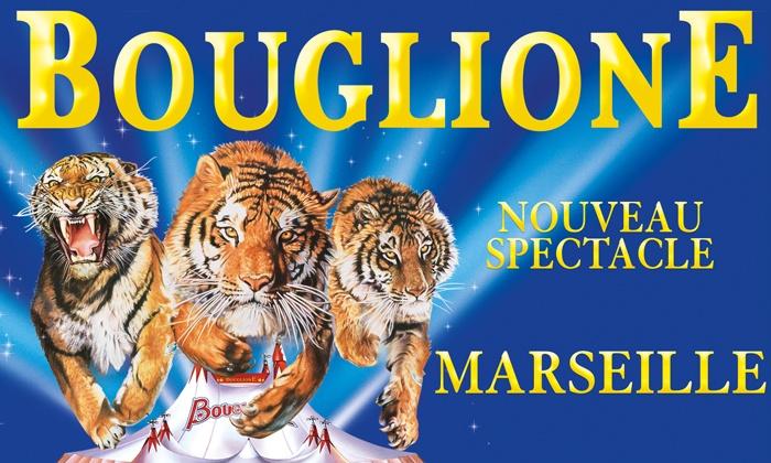 Tournée du cirque Bouglione 2017