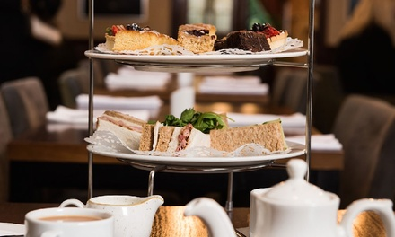 Sparkling Afternoon Tea for Two or Four at Bredbury Hall Hotel