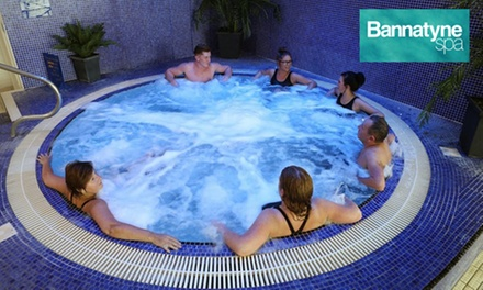 City Spa Day For One or Two at Bannatyne's Health Club, Seven Locations (Up to 60% Off)