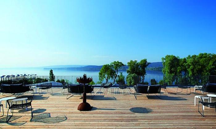 bora HotSpa Resort - bora HotSpaResort: Bodensee: 3 od. 4 Tage für 2 inkl. 1x Dinner, Minibarfüllung u. Nutzung der 8.000 m2 Spa-Anlage im 4*S bora HotSpaResort