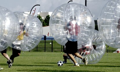 image for $262 for 2-Hour Rental of 10 Knockerballs at Knockerball ($425 Value)