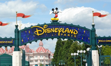 ✈ Disneyland® Paris: Up to 4 Nights with Flights and OneDay Two Parks Tickets*