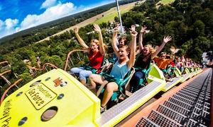 """Holiday Park Hassloch: Einzelticket für den """"Holiday Park Haßloch"""" für alle Besucher ab 1 m Größe (40% sparen*)"""