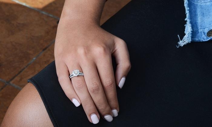 Swarovski I Do Ring Set Review - Foto Ring and Wallpaper 7ed36eeaafbe