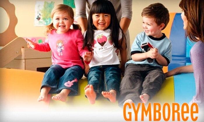 Gymboree Play & Music - Multiple Locations: One- or Two-Month Enrollment Package at Gymboree Play & Music (Up to 66% Off)